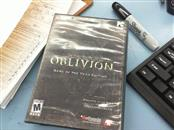 PC TREASURES PC Game OBLIVION ELDER SCHROLLS IV